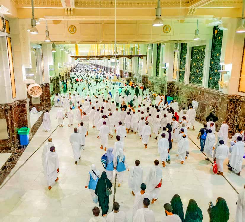 Photo of Saee in Hajj – Another Vital Part of The Hajj