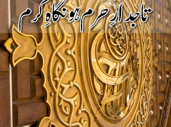 Tajdar e Haram Lyrics