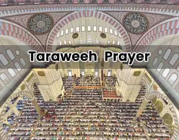 Photo of Taraweeh Prayer – How To Pray Tarawih